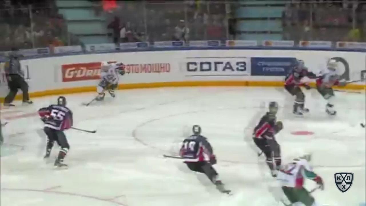 «Ак Барс» обыграл «Авангард» в Омске, Казань повела в серии со счётом 2-0